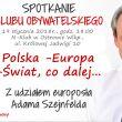 Zaproszenie na Klub Obywatelski Ostrów Wielkopolski